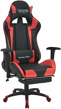 Asupermall - Silla de escritorio reclinable Racing