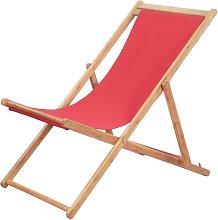 Asupermall - Silla de playa plegable de tela y