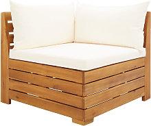 Asupermall - Sofa de esquina seccional y cojines 1