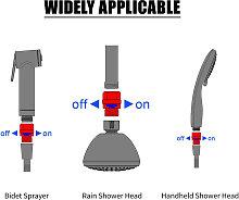 Asupermall - Valvula de cierre G1 / 2 Regulador de