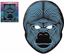 Atosa 59428 Mascara de Tigre con Iluminación Led