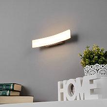 Atractiva lámpara de pared LED Lorian