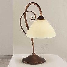Atractiva lámpara de sobremesa Federico
