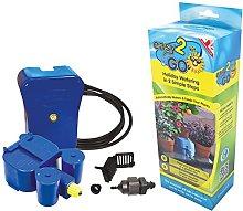AutoPot AP400 - Equipo de riego automático, Azul