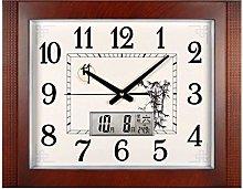 AWJ Relojes para decoración de la sala de estar