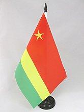 AZ FLAG Bandera de Mesa de la REUNIÓN