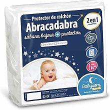 Babysom - Protector Colchón Cuna Bebé «2 en