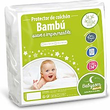 Babysom - Protector Colchón Cuna   Cubre Colchón