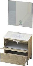 Baikal 280034326 Conjunto Mueble de Baño con