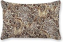 BAKOKO Fundas de almohada con cremallera oculta,