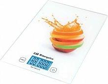 Balanza Cocina Electrica 20Kg/29X5X21Cm Lcd Crist