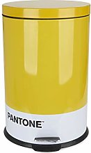 Balvi Cubo Basura Pantone Color Amarillo Cubo de