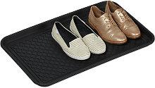 Bandeja Zapatos Grande, Relieve, Anti Goteo,