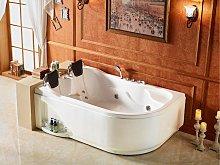Bañera de hidromasaje RAFINA - 2 plazas - 181 x