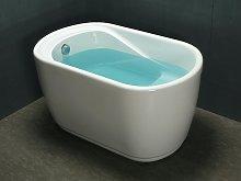 Bañera independiente con asiento PICCOLA - 1