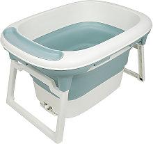 Bañera para bebés 3 en 1, bañera plegable para