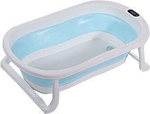 Bañera sensible a la temperatura del baño del