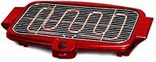 Barbacoa eléctrica modelo bqs800 rojo