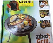 Barbacoa Zibro Grill Camping