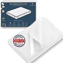 BARBONS Protector de colchón 90 x 200 / 180 x 200