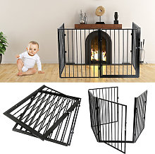Barrera de Seguridad Niño Infantil de metal,