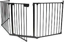 Barrera de Seguridad para Chimenea, Reja de