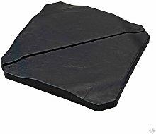 Base de parasol cuadrada 2 partes 25kg