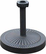 Base de Sombrilla Ajustable Universal Pie Soporte