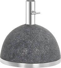 Base de sombrilla negro 11,5 kg S - Negro -