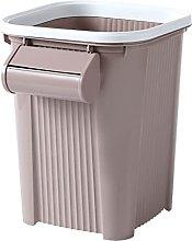 Basura simple para el hogar con bolsa de basura