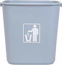 Basurero Cubo de Cocina Bote de basura sin tapa