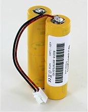 Batería de 4.8V 1.6Ah 802218 NiCd para la