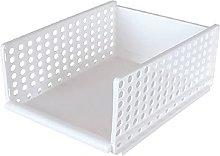 BBZZ Caja de almacenamiento para armario de