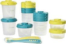 Beaba Recipientes para comida de bebé 1st Meal