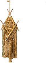 Beada Tapiz Bohemio, DecoracióN de Pared para el