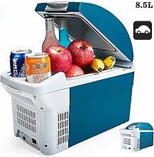 BEIAKE 8.5L Auto Mini Refrigerador del Coche