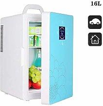 BEIAKE Mini Refrigerador De Coche 16L Pantalla LCD