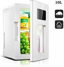 BEIAKE Refrigerador del Coche 10L con La Manija