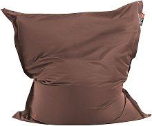 Beliani - Puf cojín 140x180 cm color marrón