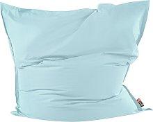 Beliani - Puf cojín 180x230 cm color azul claro