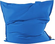 Beliani - Puf cojín 180x230 cm color azul