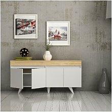 Belis Mueble Multiusos con puertas, estantes - de