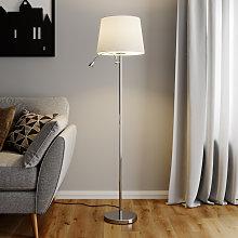 Benjiro - lámpara de pie y lámpara de lectura LED
