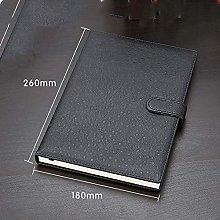 Benzi B5 Gift-Classic Negro Cuaderno de papelería