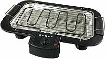 BEPER Barbacoa Eléctrica Parrilla Grill para