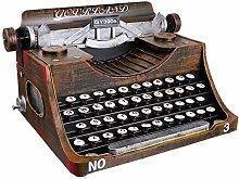 BESPORTBLE Vintage Máquina de Escribir Escritorio