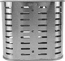 BESTONZON - Cesta para cubiertos de acero