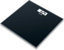 Beurer Báscula de baño GS 10 vidrio negro