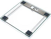 Beurer Báscula de baño GS 11 vidrio transparente