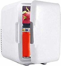 BiaBai Congelador de coche 4L Mini nevera